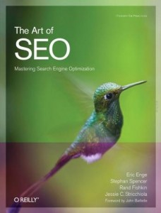 Cover for The Art of SEO book
