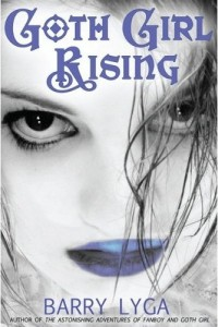 Cover for Goth Girl Rising