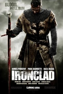 Ironclad (2011, UK) poster