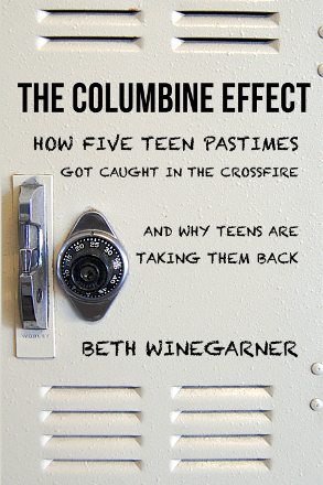 Cover for The Columbine Effect by Beth Winegarner