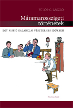 Cover of Maramarosszigeti Tortenetek (Stories from Maramarossziget)