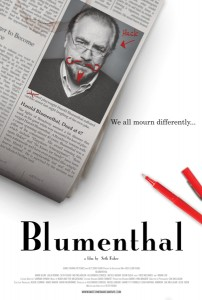 Poster for the movie Blumenthal
