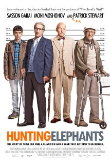 Poster for the movie Hunting Elephants