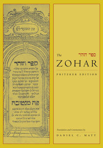The Zohar book cover