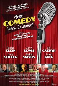 Poster for the movie When Comedy Went to School