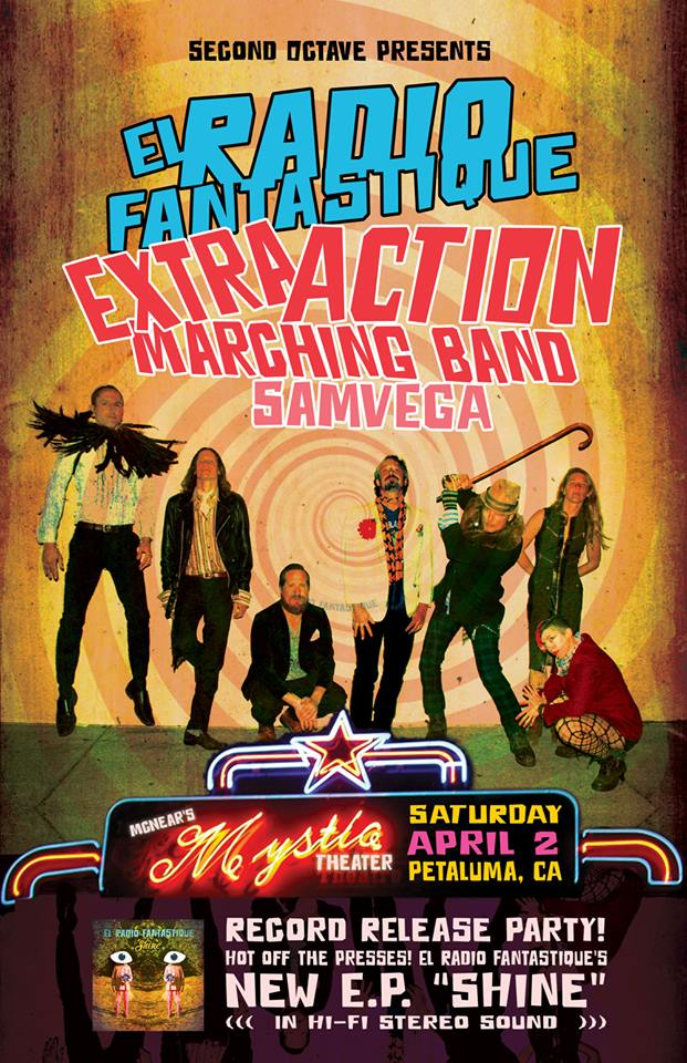 Extra Action Marching Band + El Radio Fantastique
