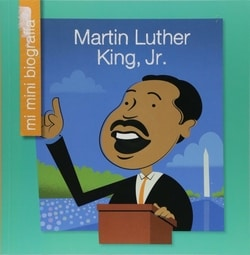 Martin Luther King, Jr. by Emma E. Haldy