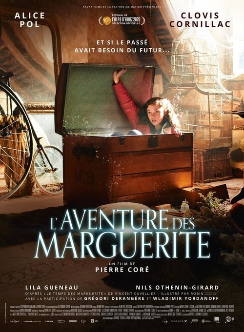 Poster for The Fantastic Journey of Margot & Marguerite